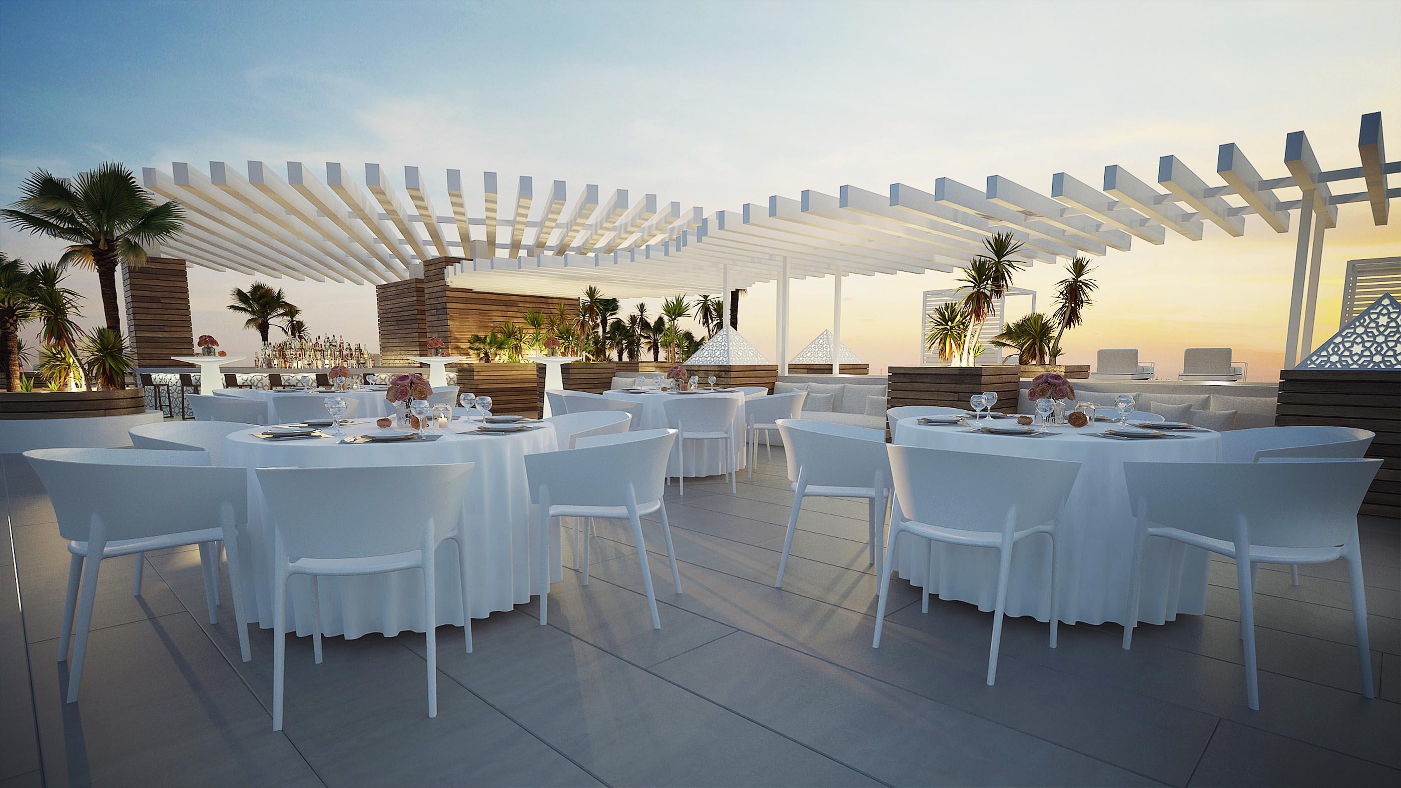 Terraza Behaven Hotel Barceló Cabo De Gata
